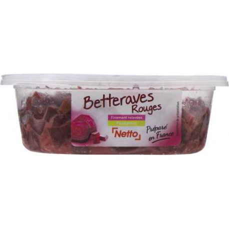 Netto Bettraves Rouges 300G