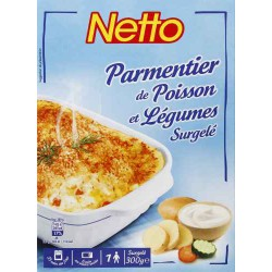 Netto Pain Parisien Pc/400G