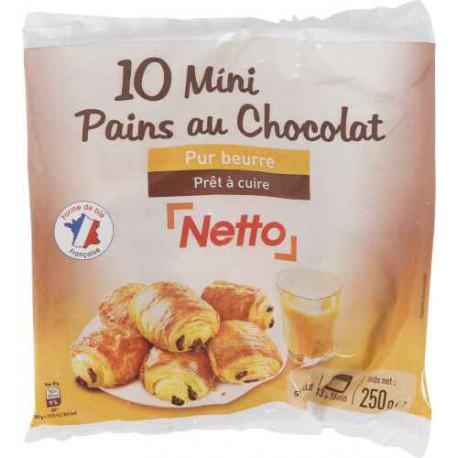 Netto Chausson Pommes Cru/90G