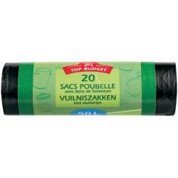 Netto Sac Poubelle 20X10L Sdb