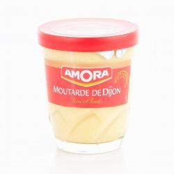 Amora Moutarde Forte Amora Lotus Vin Verre 150G