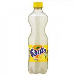Bouteille 50Cl Fanta Citron Frappe
