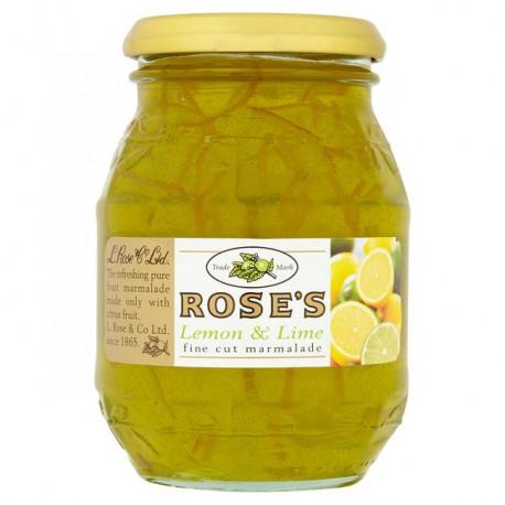 454G Marmel.Lemon Lime Roses