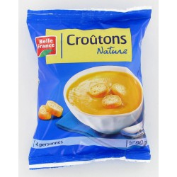 Croutons Nature 90G. Bf