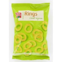 Snacks Ring Gout Oignon 60G B.France