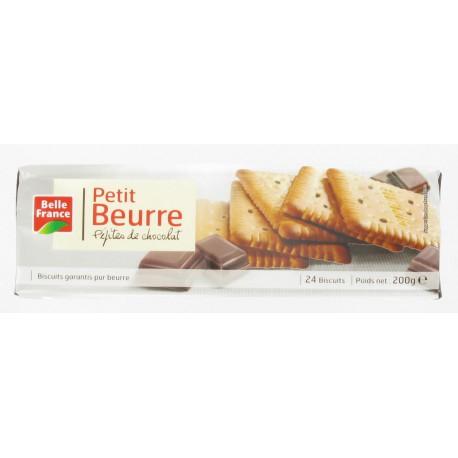 Pt Beurre Pepite Choco Bf