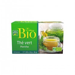 The Vert Menthe Bio 20Sbf