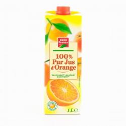 Brik 1L Pur Jus Orange Bf