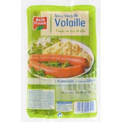 Saucis.Volaille X6 210 Bf