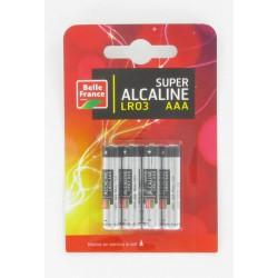 Bl.4Pil.Alcaline Lr03 Bf