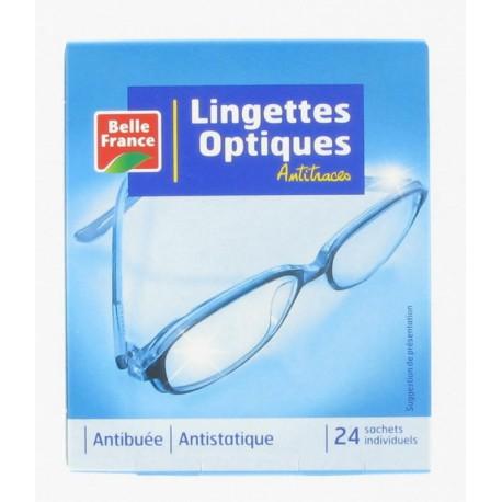 Lingettes Optique X24 B.F