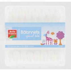 Btes 50 Batonnets Hygiene Bebe Belle France