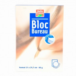 Bloc Bureau A4 160P. Bf