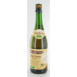 Cidre Breton Brut Igp 5Ø 75Cl Delice Belle France