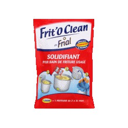 Lesieur Frito Clean Sachet 105G