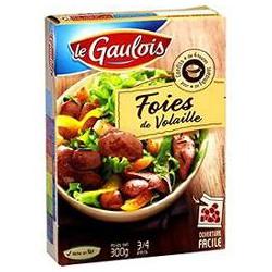300G Foie Confit De Volaille Le Gaulois