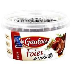350G Foie Volaille Le Gaulois