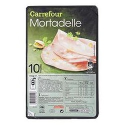 140G Mortadelle Carrefour