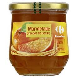 370G Marmelade Orang.Carrefour