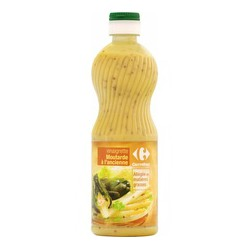 500Ml Vinaigrt.Moutarde Crf