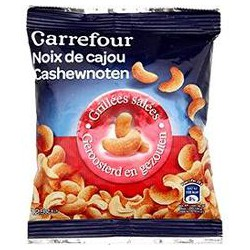 125G Noix De Cajou Carrefour