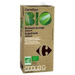 1L Boisson Soja Natur.Carf Bio
