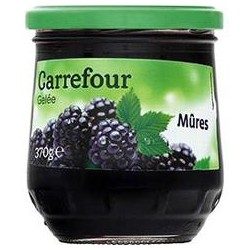 370G Gelee Mures Carrefour