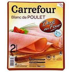 80G Blanc Poulet 2Tr.Carf.
