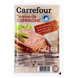 180G Terrine De Campagne Crf