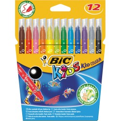 Bic Kids Kid Couleur X12
