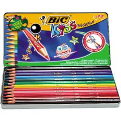 Bic Kids Bt Metal 12 Cray Coul