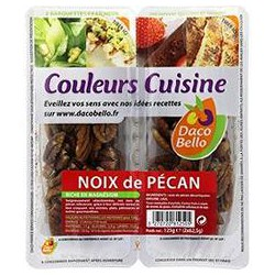 125G Noix Pecan Decortiquee Usa Daco Bello