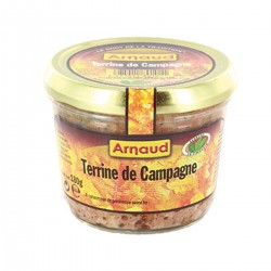 Arnaud Gout.Tradition Terrine Campagne180G