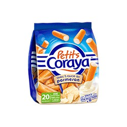 Coraya Ptt Sce Parmesan 210G