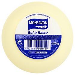 Monsavon Crème À Raser Monsavon Bol 125G