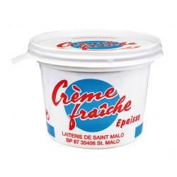 20Cl Creme Fraiche Epaisse 30%Mg Laiterie De Saint Malo