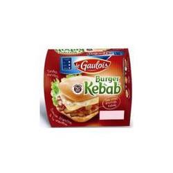 Gauloi Burger Kebabx1 Sat 140G