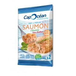 200G Steaks Saumon Ciboulette Cap Ocean