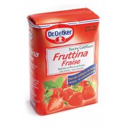 500G Sucre Gélifiant Fruttina Fraise Dr Oetker