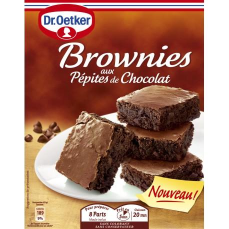 Ancel Brownies Pep.Choco 265G