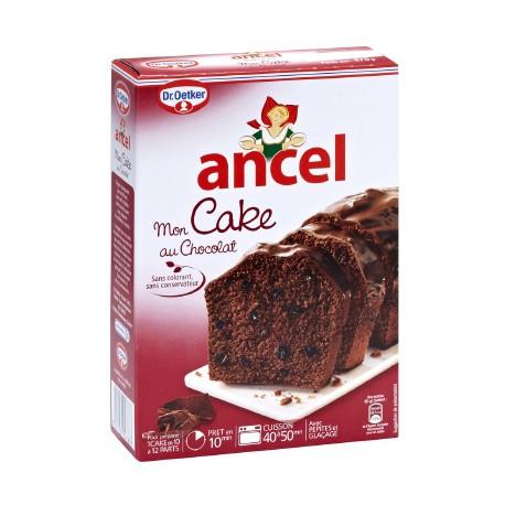 Mon Cake Au Chocolat Etui Dr.Oetker