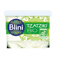 100G Tzatziki Bio Blini