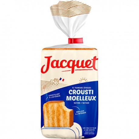 Jacquet Crousti Moelleux Natur Maxi Jac 733G