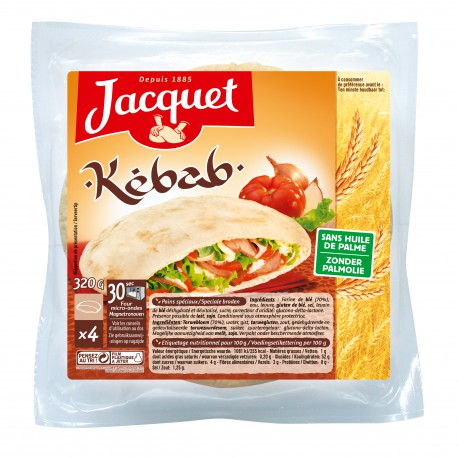 320G 4 Kebabs Jacquet