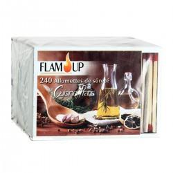 S/Flam Up Allumette Cuisine X3