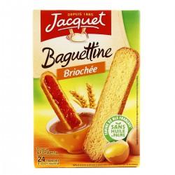 Jacquet Baguettine Recette Briochée Jacquet 300G