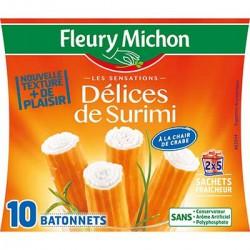 Fleury Michon Delice Surimi Chair Crabe 170G