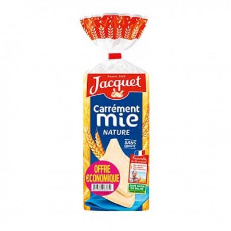 Jacquet Carrement Mie Ptt Tranche475G