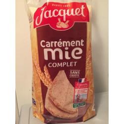 Jacquet Carrément Mie Petite Tranche Complet Jacquet 475G