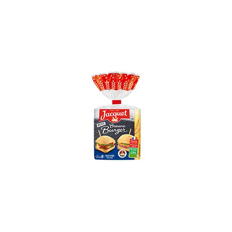 Jacq 8Pt Brass.Burger Nat 300G